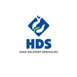 HDS Logo with a white background